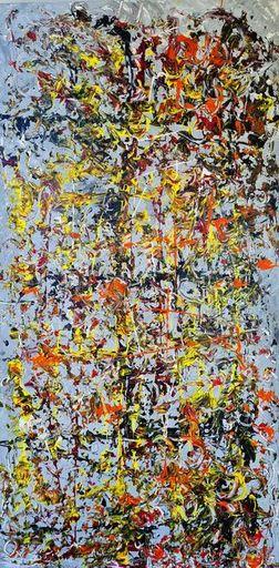 Marie BALDOVINI - Peinture - FUSION