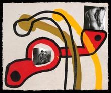 Keith HARING - Disegno Acquarello - Untitled