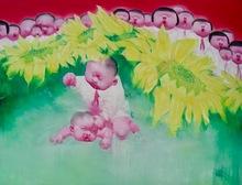 YIN Kun - Pintura - Chinese Hero 07-12-2