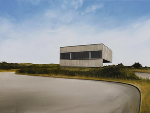 Patrick CORNILLET - Peinture - Levitation