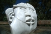 CAPO SASSO - Sculpture-Volume - Charakterkopf