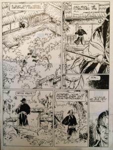 MICHETZ - Drawing-Watercolor - kogaratsu, Tome 12, Le protocole du Mal