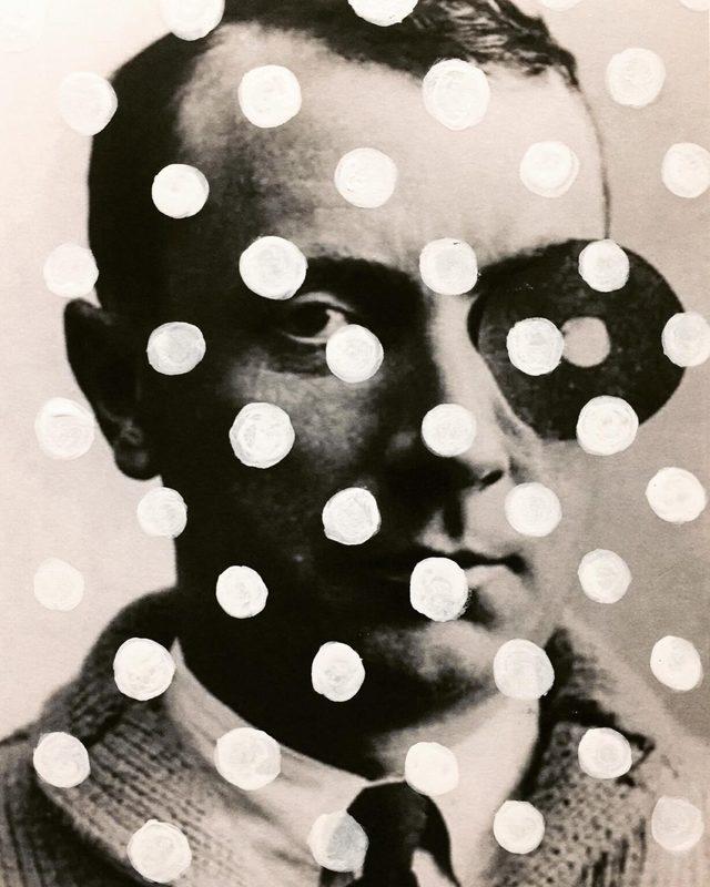 Marcelino STUHMER - Photography - « Hans Arp Polka Dots »