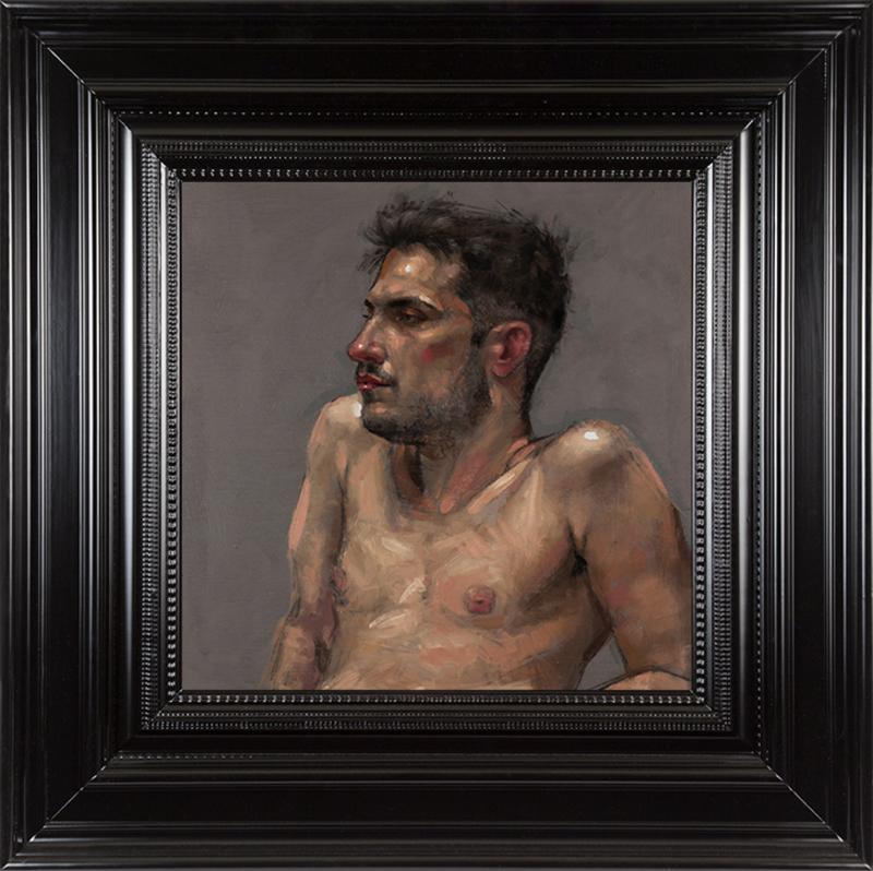 H. Craig HANNA - Peinture - Harald