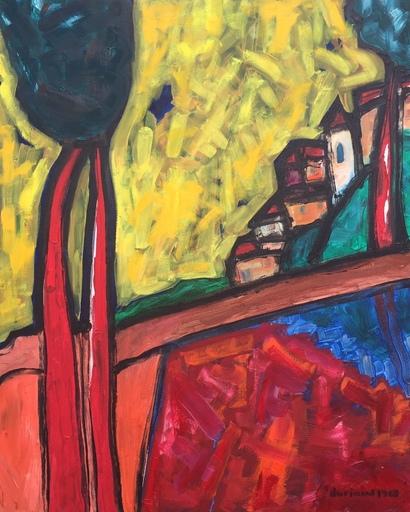 Christian DURIAUD - Pintura - Chaleur