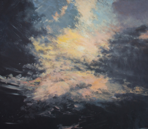 Franck BAILLEUL - Gemälde - Nirvana