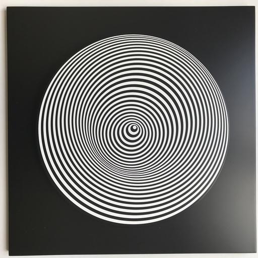 Marina APOLLONIO - Skulptur Volumen - Dinamica Circolare 6 S+S