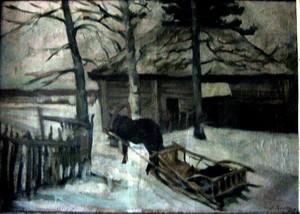 Konstantin A. KOROVIN, Winter