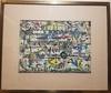 Phillip MARTIN - Pintura - Senza Titolo ( Yes land, Monterosso)