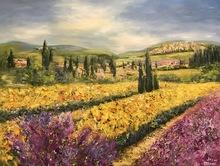 Diana MALIVANI - Pittura - Provence