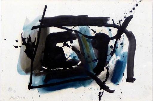 Jim BIRD - Painting - Sin Título