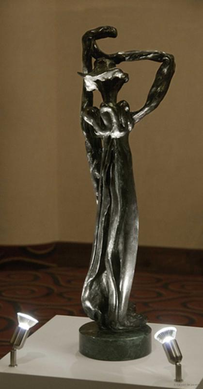 Salvador DALI - Skulptur Volumen - Dulcinea (Sweetness from Carmen)