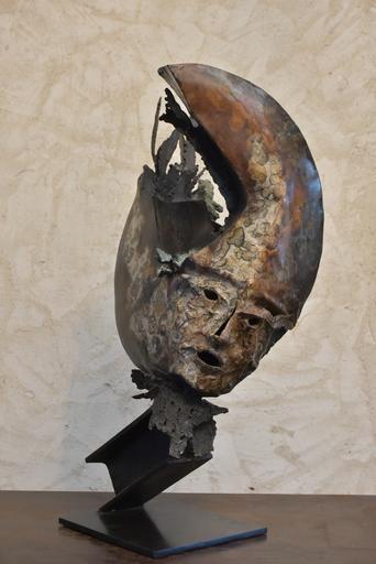 Julien ALLÈGRE - Sculpture-Volume - Eclipse