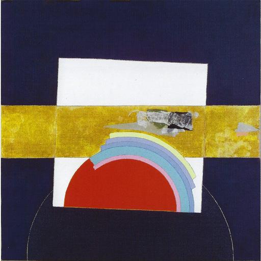 Eugenio CARMI - Peinture - Antica memoria