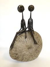 Robert DE SUTTER - Escultura - Couple 21