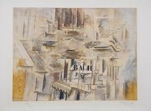 乔治•布拉克 - 版画 - Hommage à J.-S. Bach