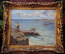 Gerardo DE ALVEAR - Pintura - Mar del Plata