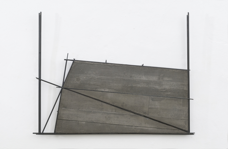 Giuseppe UNCINI - Sculpture-Volume - Spazio cemento n. 28