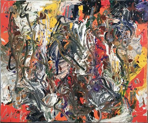 Giorgio MOISO - Peinture - Concerto rosso