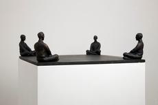 "Peter MARTENSEN - Escultura - ""ZERO"""