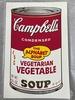 Andy WARHOL - Stampa Multiplo - Campbell's Soup II, Vegetarian Vegetable F&S II.56
