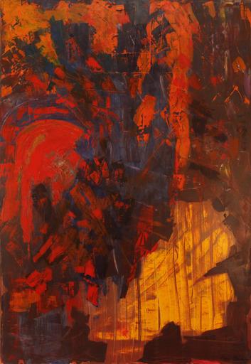 Irène SHRAER - Peinture - New York