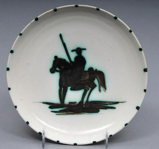 Pablo PICASSO - Ceramic - Picador
