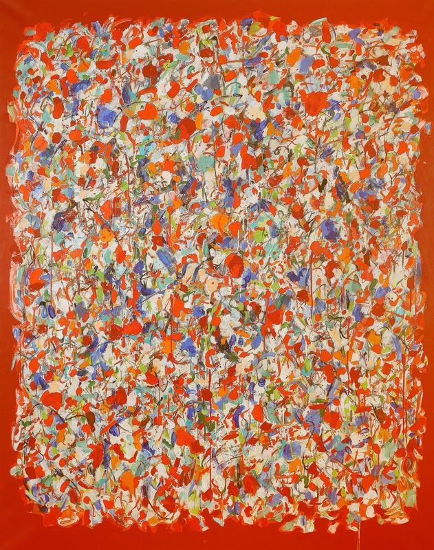 Claudie LAKS - Painting - Cyrus