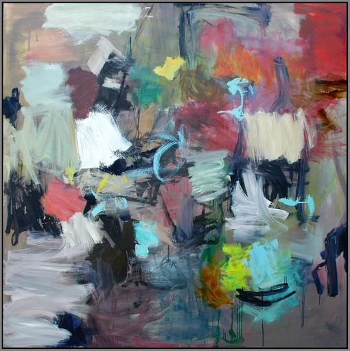 Scott PATTINSON - Painting - Kairoi No 16