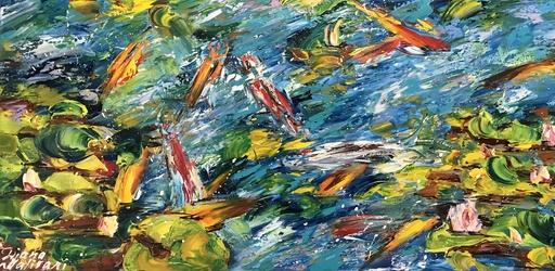 Diana MALIVANI - Pintura - Fish