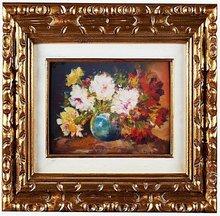 Enrique KOSCAYA - Painting - Bouquet