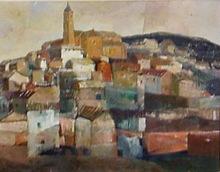Rafael UBEDA PIÑEIRO - Painting - seseña