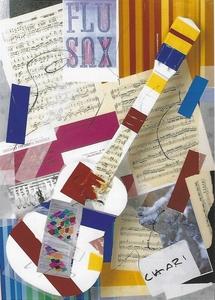 Giuseppe CHIARI - Peinture - Chitarra