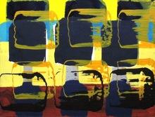 Juan GOPAR - Pintura - Sin título