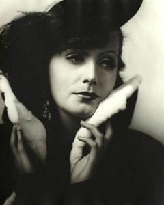 George E. HURRELL - Druckgrafik-Multiple - Greta Garbo