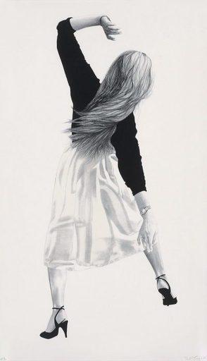 Robert LONGO - Print-Multiple - Anne