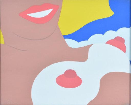 汤姆•韦瑟尔曼 - 版画 - Nude (from the 11 Pop Artist Voll. II)