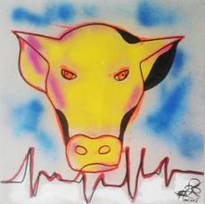 Mounya KECHA - Dibujo Acuarela - No Title    (Cat N° 6361)