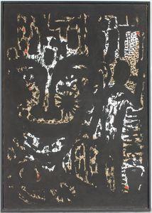 Helmut MIDDENDORF - Pintura - In the studio