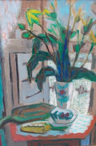 Felicia PACANOWSKA - Painting - Nature morte
