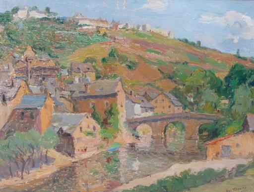 Henri MARRE - Pintura - Labastide du VERGT