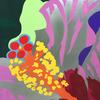 Dale Joseph ROWE - Peinture - Hibiscus