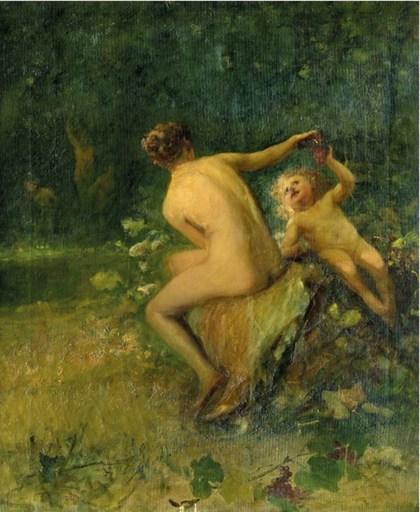 Charles T. WEBBER - Pintura