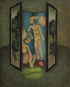 Enrico BENAGLIA - Print-Multiple - Gli angeli curiosi