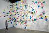 Pascale Marthine TAYOU - Escultura - Plastic Tree