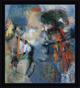 Levan URUSHADZE - Gemälde - Composition # 79