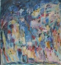 Christine Ange LEFEVRE - Peinture - Etoilée 10