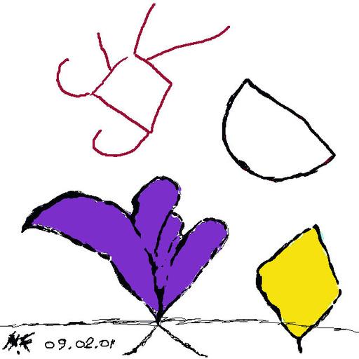 Harry BARTLETT FENNEY - Audiovisual-Multimedia - primary essentials 1 (digi drawing 2001)