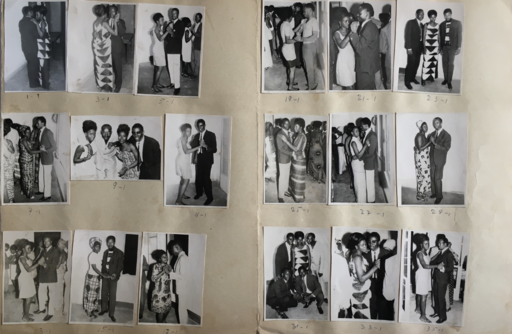 Malick SIDIBÉ - Photo - Mariage Youssoufi 21-12-68