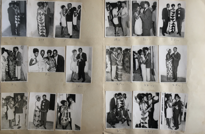 Malick SIDIBÉ - Fotografia - Mariage Youssoufi 21-12-68
